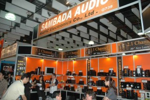 SAMBADA AUDIO